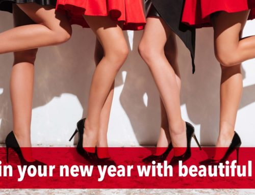Bring in Your New Year with Beautiful Legs