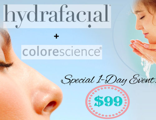 HYDRAFACIAL & COLORESCIENCE SPECIAL 1 DAY EVENT